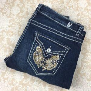 Nine West Jeans - Nine West Straight Leg Jeans